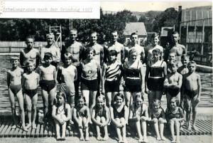 Schwimmgruppe-1927